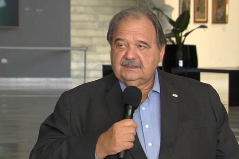 Secretário de Saúde de São Paulo, José Henrique Germann